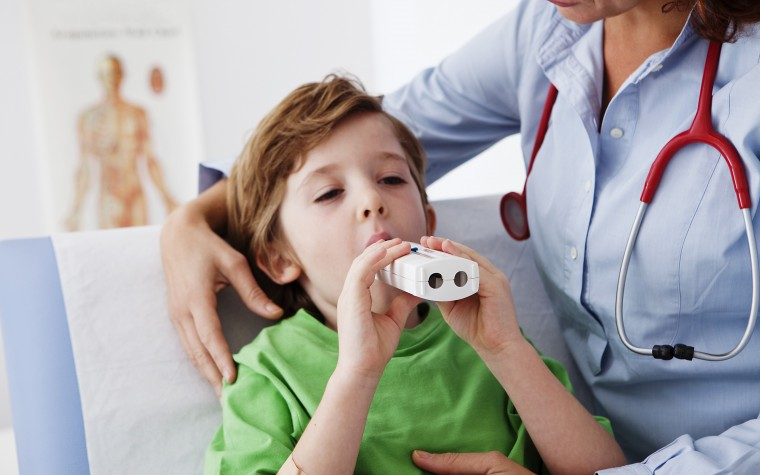 Spirometry and bronchiectasis in children with recurrent pneumonia.