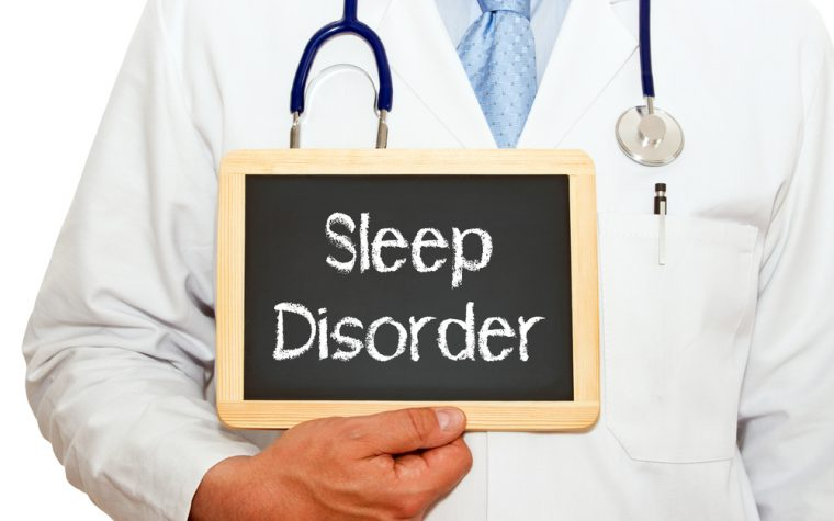 Bronchiectasis and sleep disorders