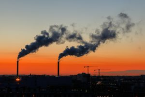 air pollution, bronchiectasis